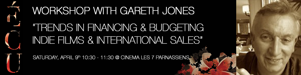 Gareth Jones Workshop