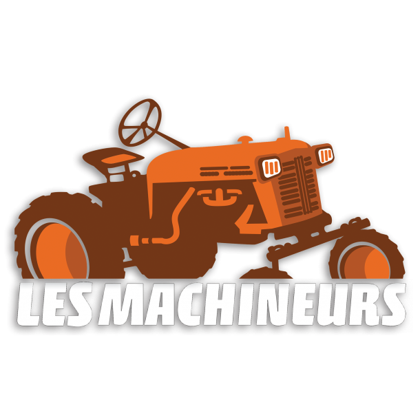 Les Machineurs Logo