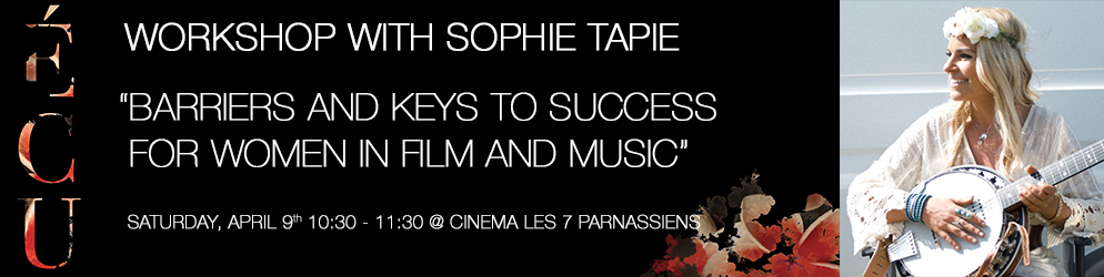 Sophie Tapie Workshop